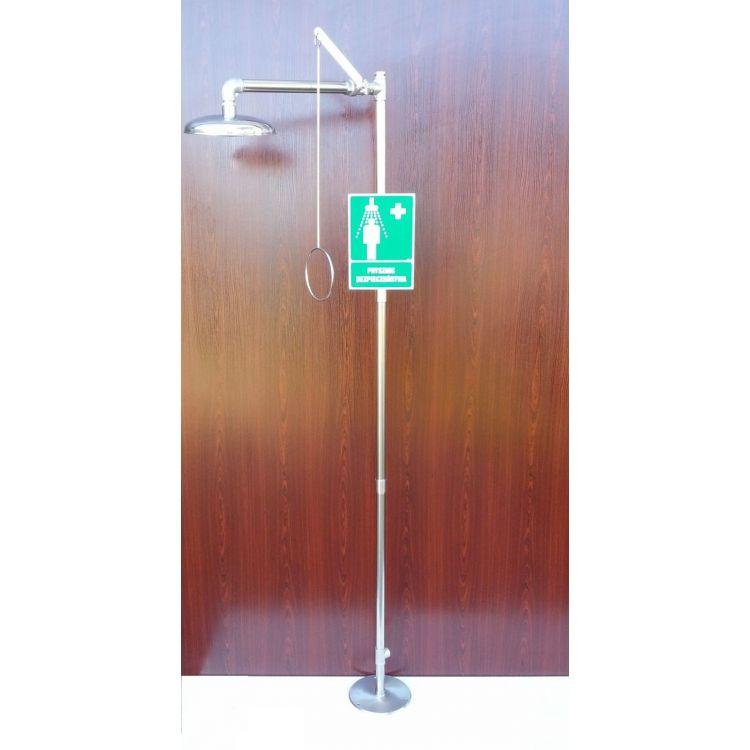 Prysznic bezpieczeństwa ratunkowy TG -03